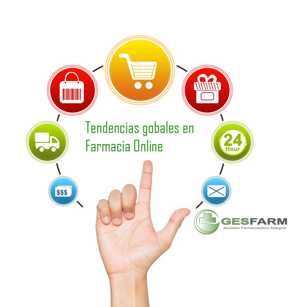 Tendencias globales en Farmacia Online