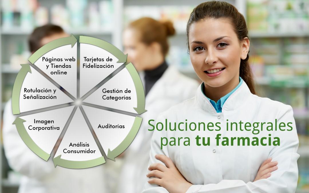 Soluciones integrales para tu farmacia