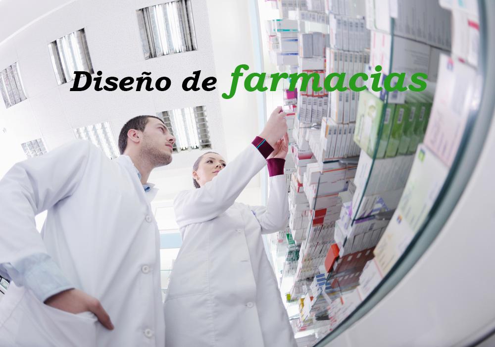 Diseño de farmacias