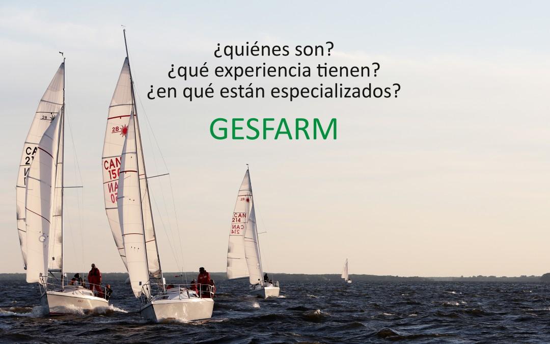 El equipo de Gesfarm