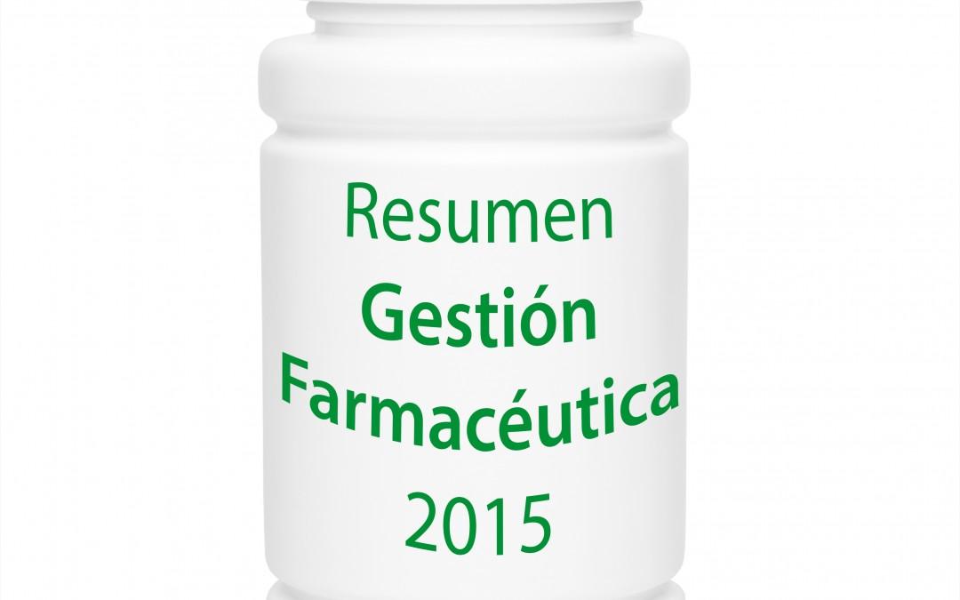 Gestión Farmacéutica 2015