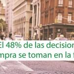 El 48% de las decisiones de compra se toman en la farmacia